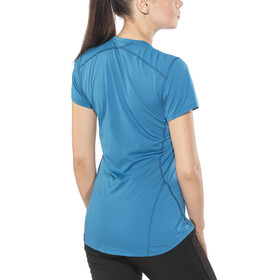 Arc'teryx Phase SL - Camiseta manga corta Mujer - azul